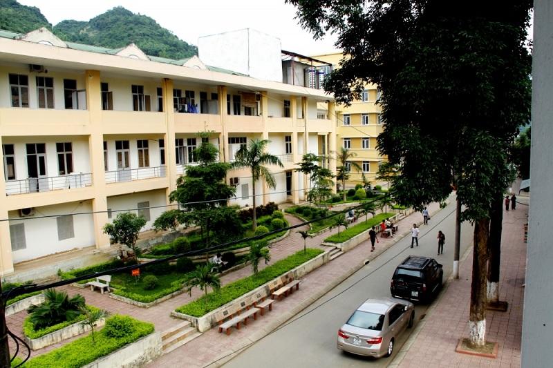 Dự án Bệnh viện Đa khoa tỉnh Sơn La