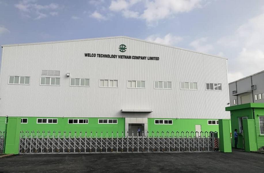 Dự án Nhà máy Công nghệ Welco Việt Nam - Hải Dương - NSN Company